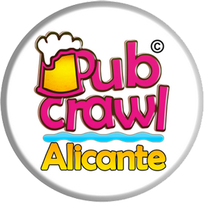 pub crawl alicante